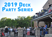 Deck Party - James Supra Band with Sarah Ayers
